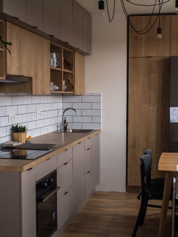 Kuchyně interiér